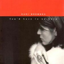 Kari Bremnes  / You'd Have To Be Here - Vinyl LP 180g