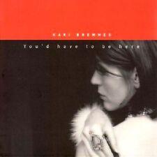 Kari Bremnes  / You'd Have To Be Here - Vinyl LP 180g