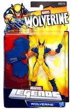 Wolverine DAMAGED BOX 6-inch Marvel Legends Wolverine Series Puck action figure