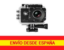 SJCAM  SJ5000X Elite  Negra 4K WiFi 12MP con Carcasa  Acuatica y Accesorios