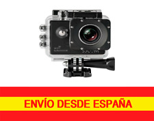 SJCAM SJ5000X Elite Camera deportiva Negra 4K WiFi 12MP Gyro Sensor SonyIMX078