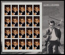 2002 CARY GRANT Legends of Hollywood Series #8 Mint MNH Sheet 20 37¢ STAMPS 3692