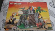 Lego Castle 6076 - Dark Dragons Den Complete with Instructions  !!!