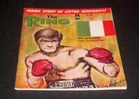 THE RING BOXING MAGAZINE SEPTEMBER 1967 NINO BENVENUTI