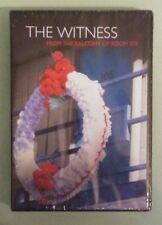 THE WITNESS FROM THE BALCONY OF ROOM 306      DVD NEW