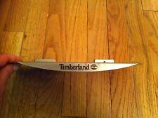 Timberland brand bracket shoe display shelf Retail Collectible logo Style Unique
