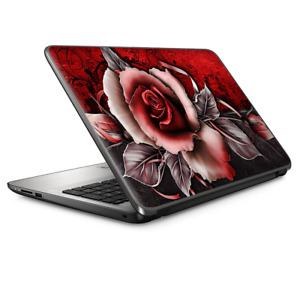 Laptop Skin Wrap Universal for 13 inch - Beautful Rose Design
