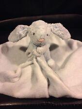 Jellycat Baby Blue Bunny Rabbit Lovey Plush