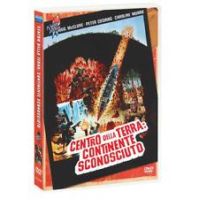 Centro Della Terra Continente Sconosciuto  [Dvd Nuovo]