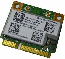 Lenevo 20200099 Broadcom BCM943228HMB a/b/g/n WLAN Bluetooth PCIe Half 04W3764