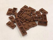 LEGO brun rougeâtre plaque 1x4 20 Pieces Neuf!!! 3710