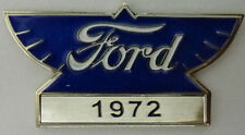 1972 Ford lapel pin badge.         C041001Y
