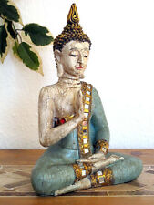 BUDDHA FIGUR 29cm - Statue Skulptur - 20106