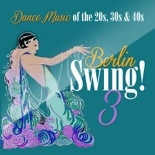 CD Berlin Swing 3 von Various Artists