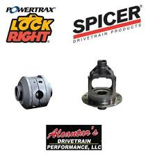 2410-LR POWERTRAX LOCK RIGHT DANA 44 + EMPTY CASE 4-SERIES (3.92-UP)