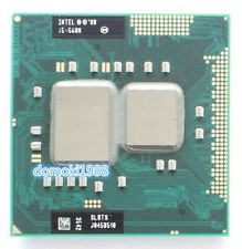 Intel Core i5 560M SLBTS 2.66G 533MHz 3MB SocketG1 CP80617005487AABX80617I5560M
