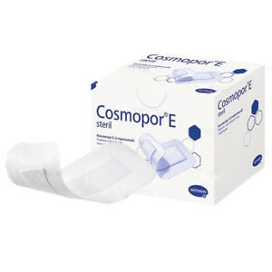 Hartmann Cosmopor E Sterile First Aid Absorbent Adhesive Wound Dressing Cuts