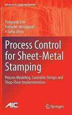 Process Control for Sheet-Metal Stamping: Process Modeling, Controller Design an