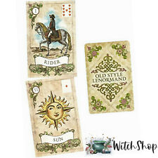 Old Style Lenormand Card Deck by Alexander Ray Fortune Telling Cards