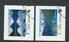 NEW ZEALAND 2010 SCENIC DEFINITIVES SELF ADHESIVE FINE USED