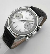 HEUER Carrera 30 Tachy ref.7753ST Vintage 1970 Chronograph Valjoux 7730 Mark II