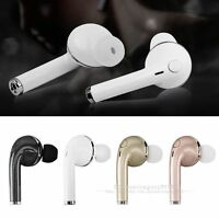 Waterproof Earphone Bluetooth Stereo Headset Wireless for Samsung iPhone ;au