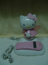 HELLO KITTY TELEPHONE W/CALLER ID W/CALL BACK, REVIEW, & ERASE BUTTONS