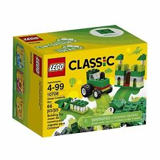 Sealed Lego Classic include 10708 Green Creativity Box 4 Bricks