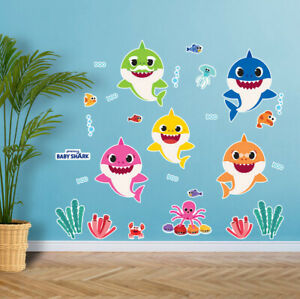 Fish Wall Decals For Sale In Stock Ebay