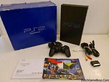 Playstation 2 - Fat Black - Boxed