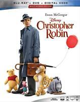 Disney: Christopher Robin (Blu-ray & DVD Only) FREE SHIPPING™