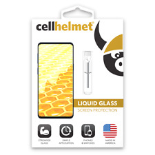 CELLHELMET Liquid Glass Screen Protection Works With All Phones