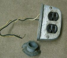 H.K. Porter Company electrical outlet and cover National Electric Division