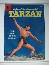 Tarzan #98 VG+ Night Of The Dragon
