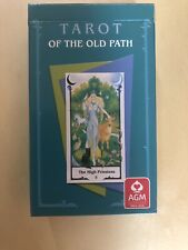 Tarot of the Old Path Deck by Sylvia Gainsford (English) Cards Book Free Shippin