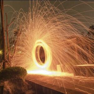 2021 Magic Steel Wool Firework Flame Fire Trick Simulation Fireworks Celebration