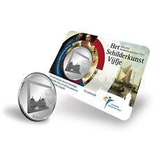 Coincard - Niederlande * Die Kunst des Malens * Münze - versilbert *?