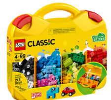 Lego Classic 10713 LEGO Creative Suitcase ~Brand NEW~ Childrens Building Bricks