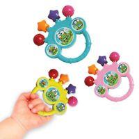 Cartoon Infant Baby Bell Rattles Newborns Toys Hand Toy For Children Music KIDS