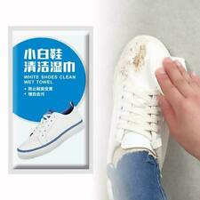 Ultra-Clean Portable Wrapped Sneakers Cleaning Shoe Wipes tools Brush I7H0