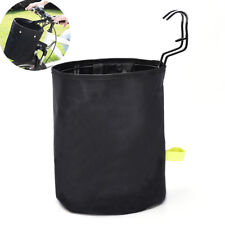 Bicycle Front Basket Carrier Bike Foldable Storage Bag Basket Front Carrier EW