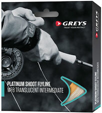 Greys Platinum Shoot Fly Line Wf6 Float 1404487