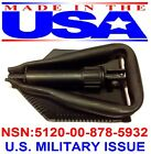 NEW US Military Issue AMES Entrenching Intrenching Trifold Folding E-tool Shovel