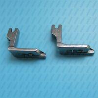 5 PCS ELASTIC FOOT SET #ELASTIC passend für JUKI DDL-5550 SINGLE NEEDLE