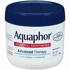 Aquaphor Advanced Therapy Healing Ointment Skin Protectant 14 Ounce Jar New