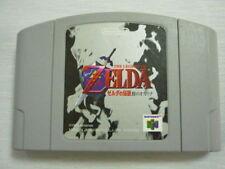 Nintendo 64 The Legend of Zelda Ocarina of Time Japan N64 F/S