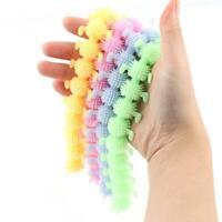 24cm Noctilucent Caterpillar Fidget Sensory Toys Stress Relief Anti-Anxiety