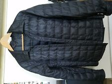 NAU Quilted Down Shirt Jacket