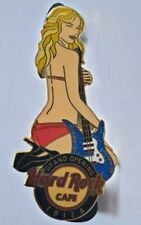 HARD ROCK CAFE IBIZA GRAND OPENING PARTY GIRL PIN LE