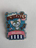 HKDL – Popcorn And Pretzel Mystery – Gelatoni Disney Pin (B1)